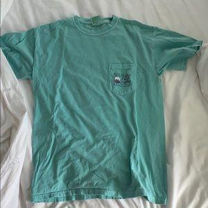 Southern Fried Cotton shirt